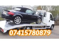 24/7 CAR RECOVERY TRANSPORT DELIVERY SERVICE.LEEDS 07415780879