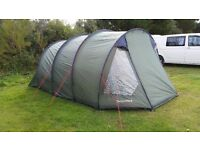 Eurohike Sandringham 4 People Family Tent in VGC collection from Chard