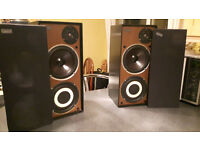 Vintage Celestion Ditton 15XR Speakers Full Working Order £70 OVNO