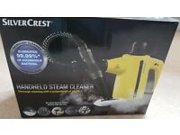 Silvercrest Handheld steam cleaner
