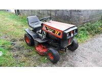 Ride on lawn mower westwood garden Tractor