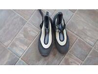 Granite wet suit shoes