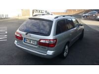 Left hand drive, 2 litre, Mazda 626, in good condition
