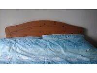 Pine Headboard - choice of 2