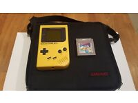 Gameboy DMG-1 excellent condition with backlight installed