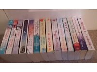 14 Chick Lit books by various authors