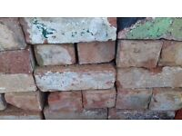 Used Bricks free to collector from 1930s property