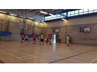 Women&Men Indoor Basketball in central London