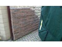 Block Paving Bricks/Stones