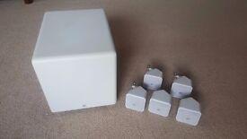 Boston Acoustics Soundware XS White 5.1