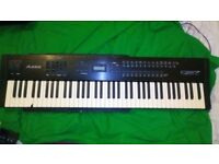 ALESIS QS7 Synthesizer Expandable Keyboard