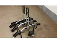 Thule 3 cycle tow bar mounted carrier (used for one holiday)