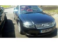 Audi A4 2,5 TDI CABRIO