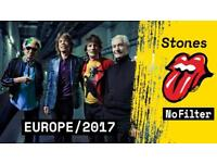 £100 for Standing ticket for Rolling Stones @ Murrayfield Saturday 9th June