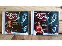 SEXTON BLAKE STORIES - BBC RADIO FULL CAST DRAMATISATIONS