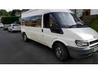 Mini bus van 6 seats 140.000 miles 11 months mot