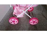 PRAM FOR SALE GOOD CONDITION ONLY £4