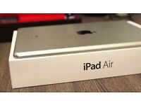 Apple iPad Air 64GB - White - Wifi + Cellular - Unlocked - Boxed As New