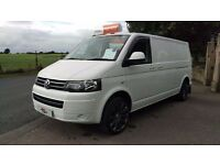 VW TRANSPORTER 2.0 TDI 2013