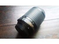 55-200 mm Nikon VR - like new