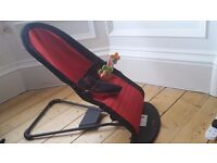 Stylish Baby Bjorn Bouncer Chair including toy £40