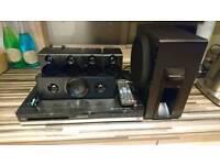 Panasonic SC-BTT405EBK Home Theater System