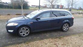 Ford Mondeo 1.8 TDCi Titanium X 6 Speed 12 months MOT