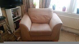 Large Comfy Armchair, £10 (Collection only)