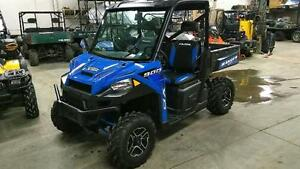 2016 Polaris Industries RANGER XP® 900 EPS - Velocity Blue London Ontario image 2