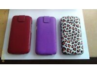 NEW MOBILE PHONE CASES SELECTION
