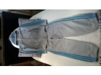 boys adidas track suit