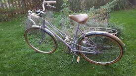 Vintage women's Peugeot Mangalloy to sell