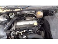 Vectra z20net 2. 0 turbo engine