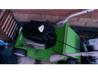 Viking lawnmower petrol GREAT RUNNER
