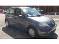 1.1 c3 petrol 2003 year 5 door 2 owners 116000 miles history mot 18/7/17 hpi clear