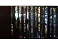 27 Shaun hutson books
