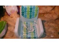 Chico seat booster baby highchair