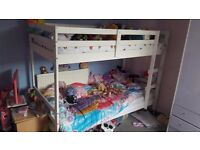 Childrens bunk bed