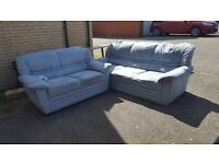 GOOD CONDITION! 3 SEATER / 2 SEATER - QUICK SALE !!