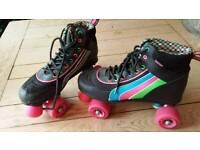 Ladies /Girls Quad Roller Boots