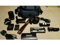 Canon EOS 60D DSLR Camera kit