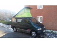 Mazda bongo campervan 2.5 tdi Automatic folding roof