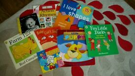 Bundle of board books