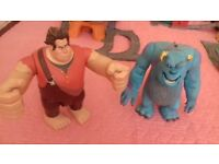 sully and wreck it ralph toys