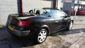 Renault megane convertible 1.9 diesel full service history and new mot