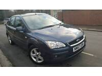 FORD focus Zetac 2007 Long MOT Mint condition part exchange welcome recently service