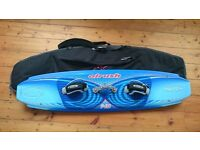 Kitesurfing Board. Airush Switch 149.