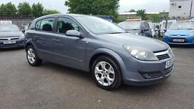 VAUXHALL ASTRA 1.6 SXI TWINPORT 5 DOOR 2006 / 1 OWNER / 80K MILES / FULL SERVICE HISTORY / HPI CLEAR