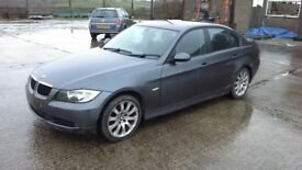 **FOR BREAKING** 2007 BMW 320D.