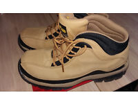 Urban Territory Leather Mens Safety Shoes Boots UK Size 10 / 44/45